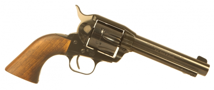 Deactivated Germany Manufactured 1873 Colt Peace Maker Revolver