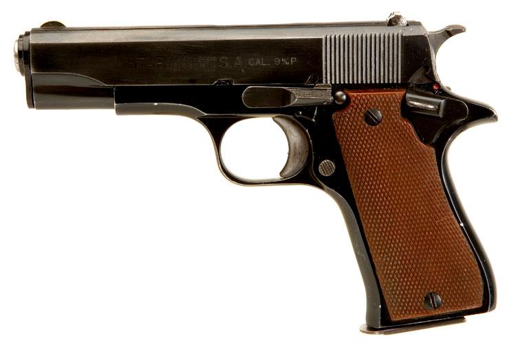 Deactivated star sa 9mm modern deactivated guns deactivated guns