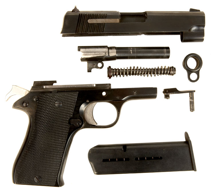 Deactivated Star 9mm Pistol - Modern Deactivated Guns ...