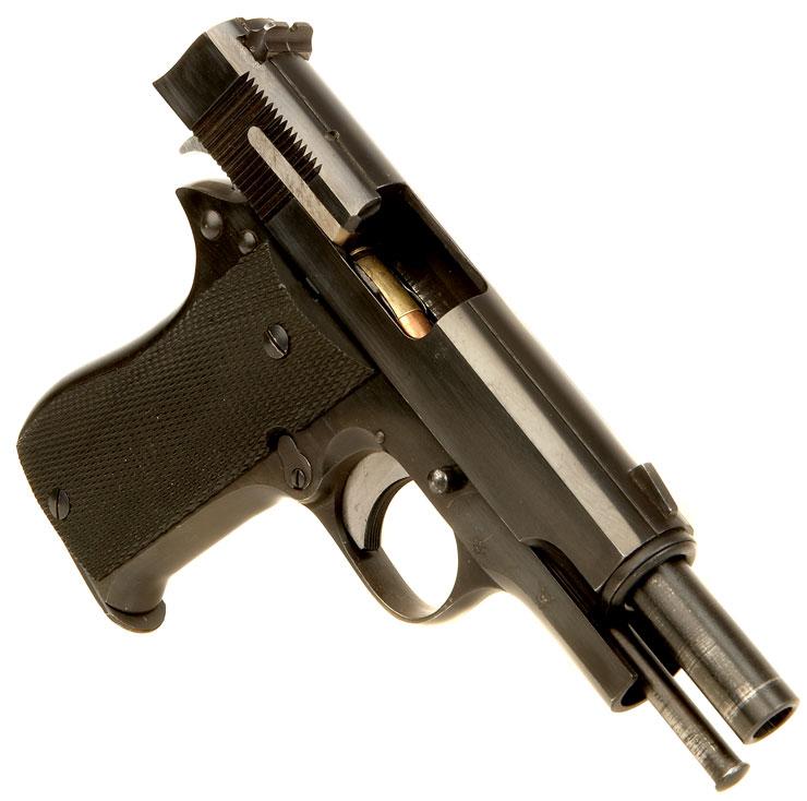 Deactivated star 9mm pistol modern deactivated guns deactivated