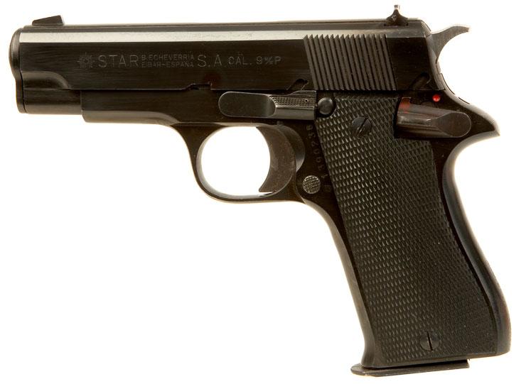 Star 9mm pistols price