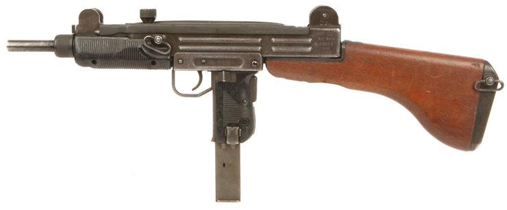 Algunas armas utilizadas en la guerra de Malvinas por ambos