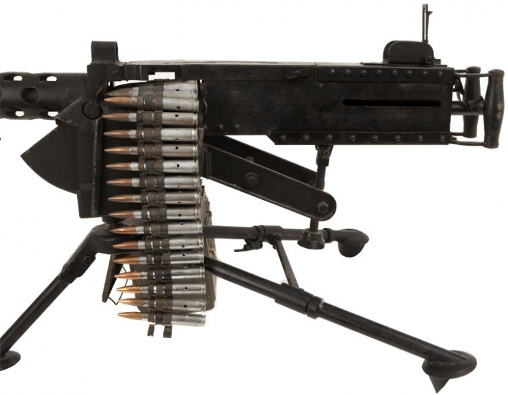 50 calibre machine gun