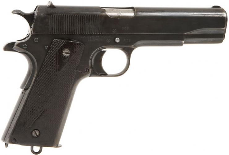 Deactivated Colt 1911 45 Allied Deactivated Guns