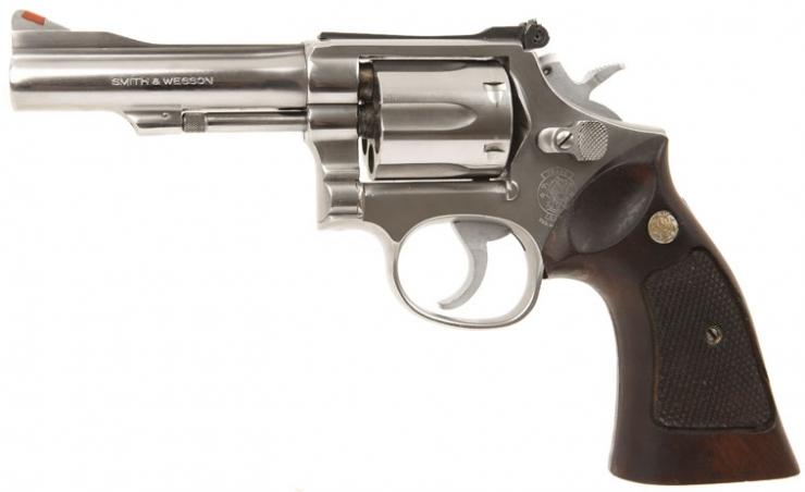 Smith & Wesson Model 686 Wikipedia