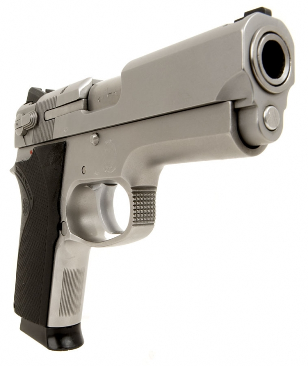 Deactivated Smith and Wesson Model 4516-1 Pistol  45