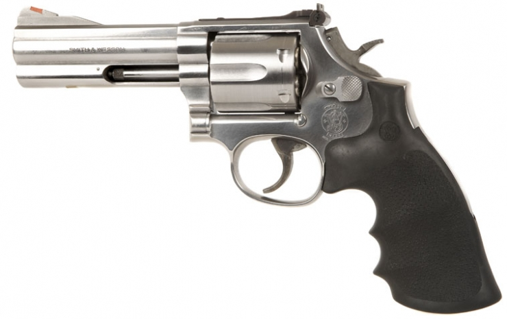 Deactivated Smith & Wesson 357 Magnum Model 686-4
