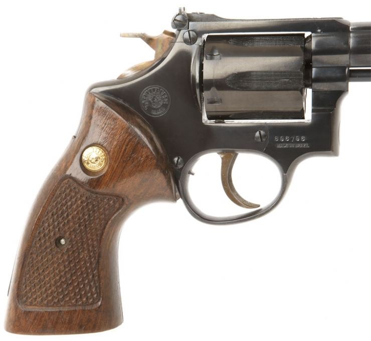 Deactivated Taurus 38 Revolver Boxed - Modern Deactivated
