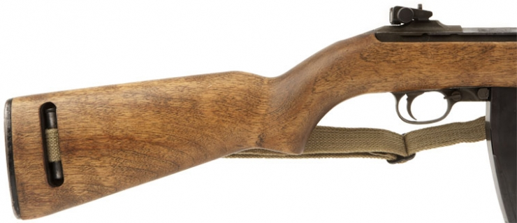 Deactivated US M2 Carbine - Allied Deactivated Guns