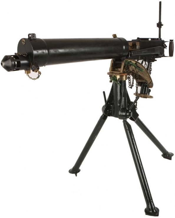 machine guns for