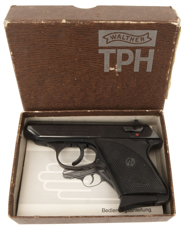 walther tph grave