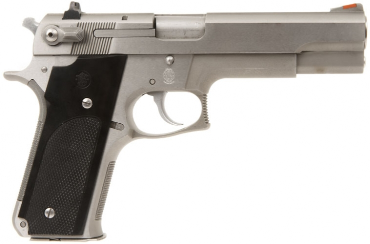 45 Caliber Pistol Smith And Wesson Deactivated &amp