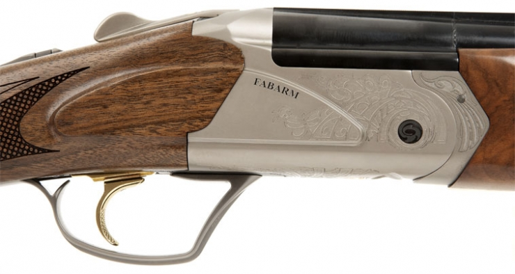 Fabarm Axis 12 Sport - Live Firearms and Shotguns