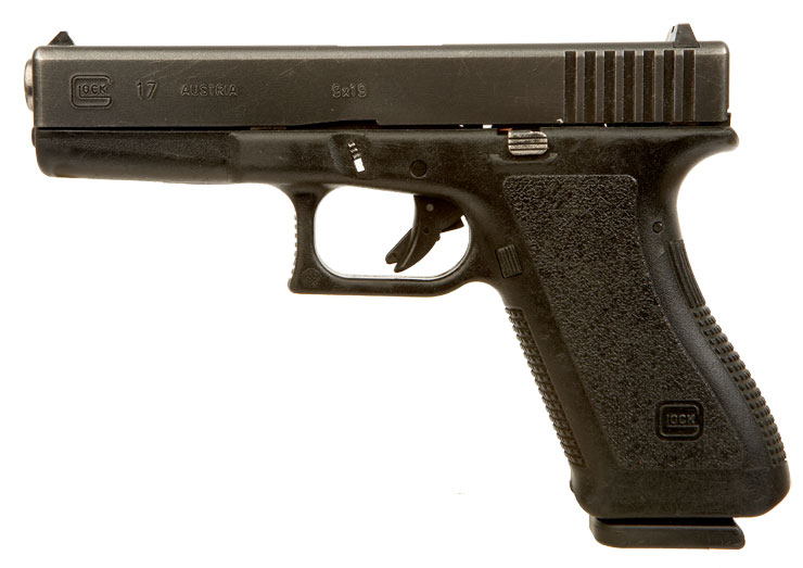 Deactivated Glock 17 2nd Generation Chambered in 9mm ...