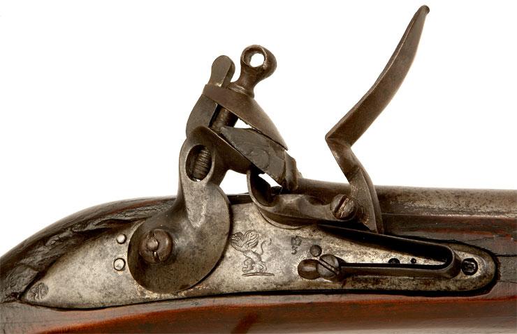 antique jezail flintlock musket