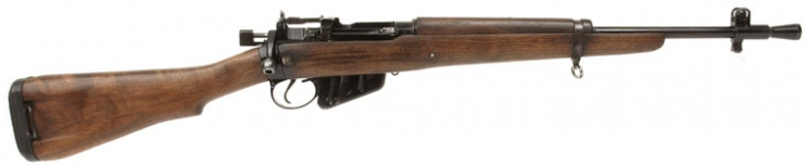 Lee Enfield No5 .303 Jungle Carbine
