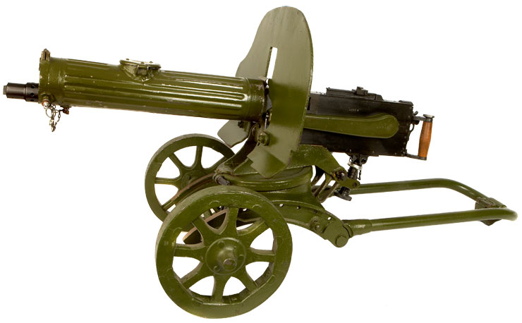 1910 maxim machine gun for sale