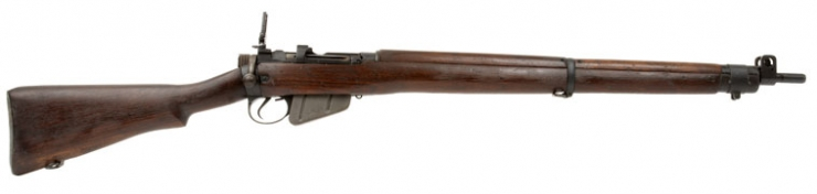 Lee Enfield No4 .303 Rifle
