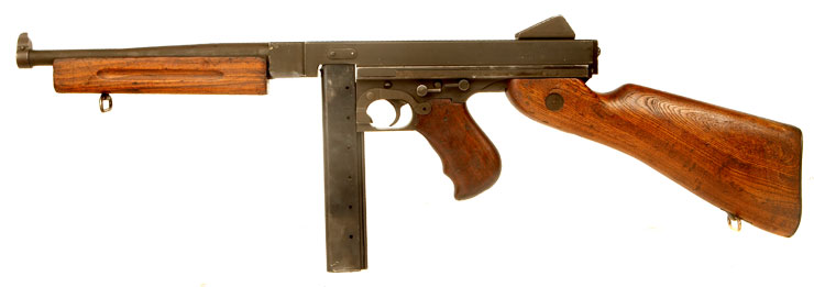 Just arrived, Deactivated WWII Thompson M1A1 - Lend Lease