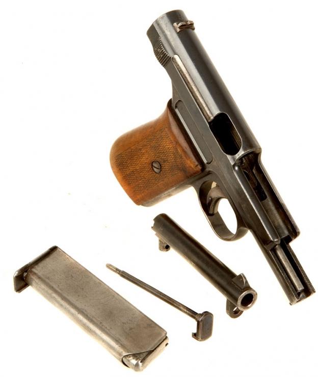 1914 Mauser Pistol Serial Numbers