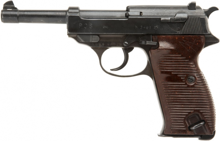 Walther p38 value key generator