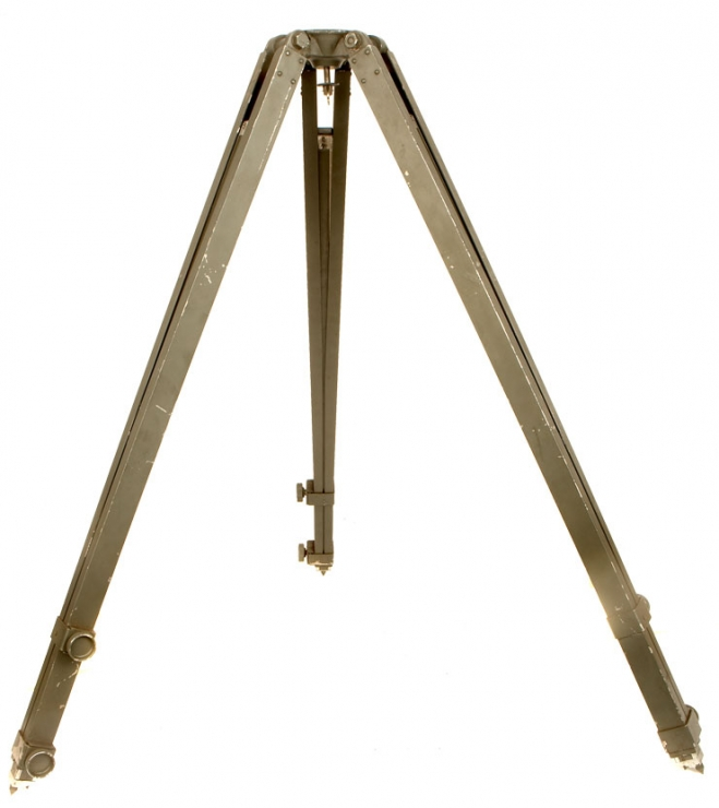 WWII British Royal Air Force, Air Ministry marked Bipod with Case by A Kershaw & Son Leeds