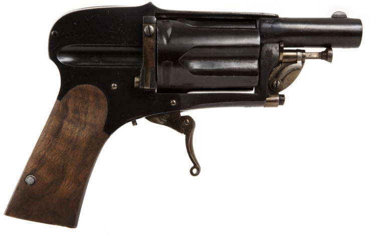 French Velo Dog Revolver 16mm