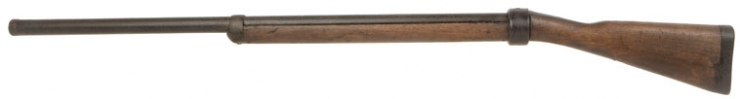 Rare And Unusual Wwi Fencing Musket Allied Deactivated
