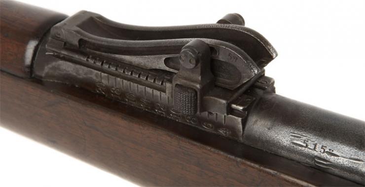wwi german gew 98 rifle dated 1915