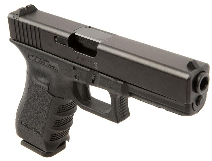 Deactivated Glock 17 9mm Pistol Latest Model Modern Deactivated