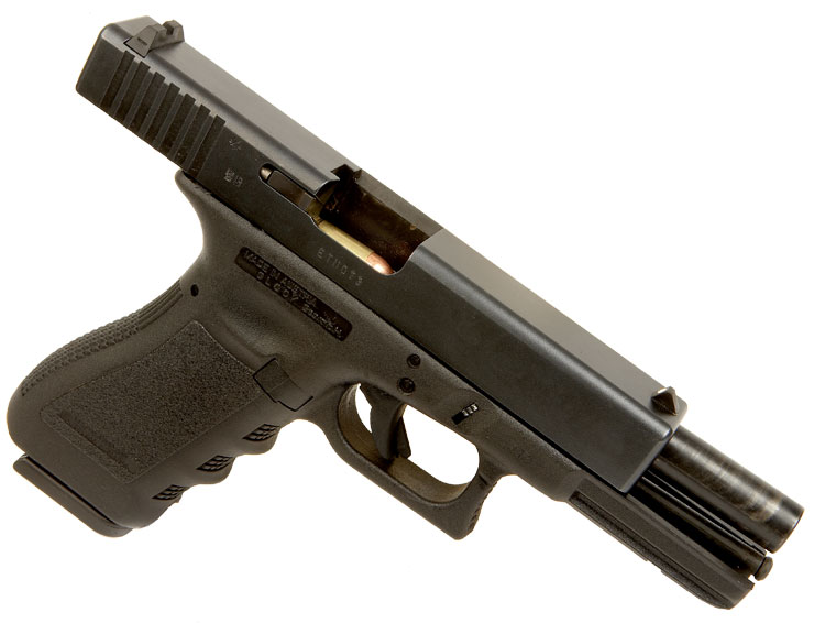 Deactivated Glock 17 3rd Generation Chambered in 9mm with ...