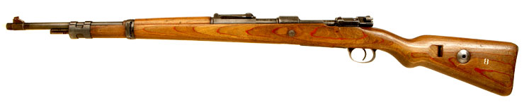 Deactivated WWII German Mauser K98 Carbine