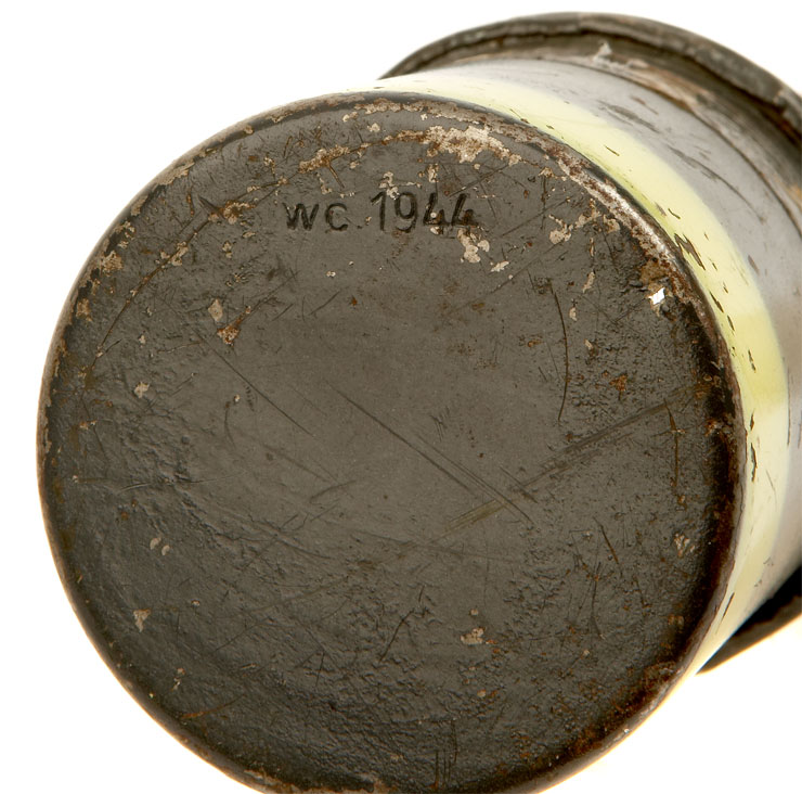 Inert Wwii German M24 Stick Grenade Potato Masher