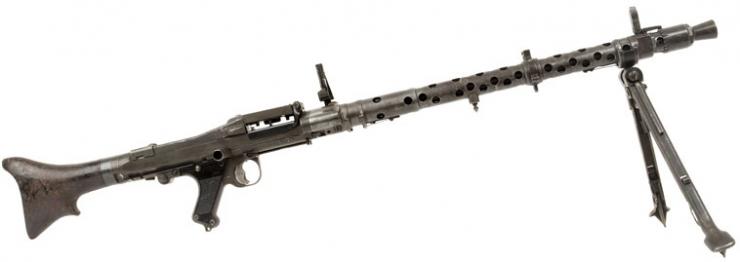MG-34 в первую очередь достоин