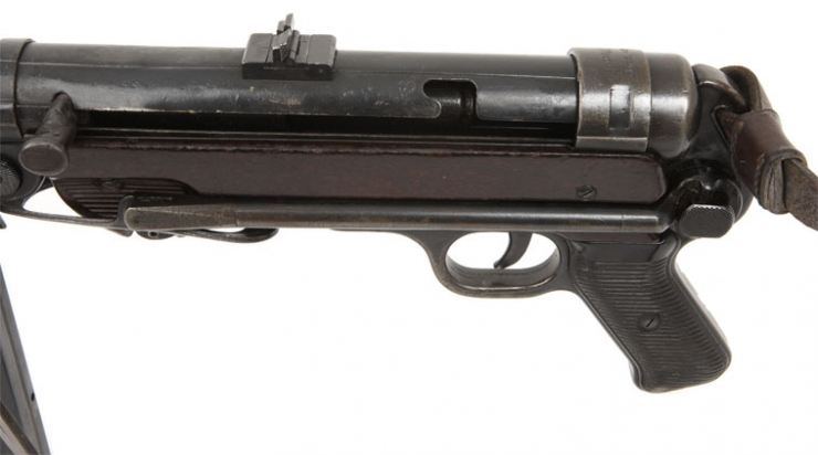 Image result for ww2 german mp40