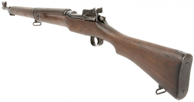 Deactivated Enfield P14 Rifle ...