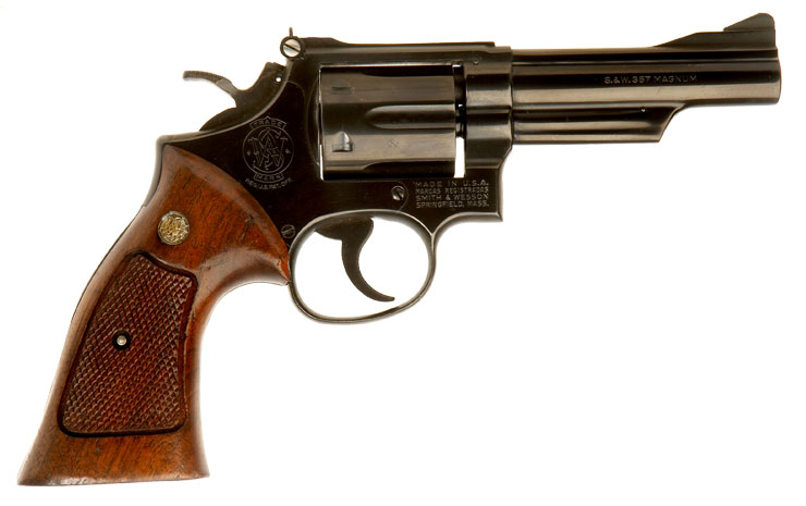 Download image Smith Wesson 357 Combat Magnum Model 19 PC, Android ...