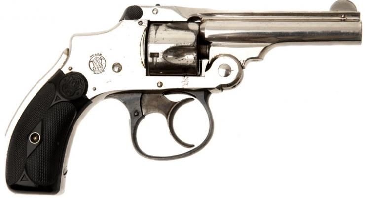 Smith & Wesson .32 Revolvers