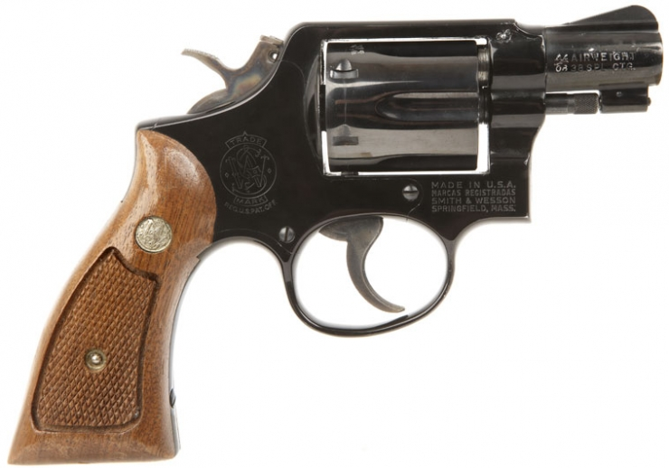 Smith Wesson 38 Special Snub Nose