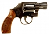 Deactivated Smith & Wesson Model 10-5 .38 special revolver.