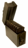 WWII German MG13 Magazines with transit case