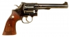 Deactivated Mint Condition Smith & Wesson Model 14-4 K38 Masterpiece Revolver