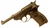 Deactivated WWII German Walther P38