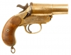 First World War Webley & Scott Brass Flare Pistol