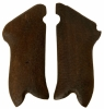 Original matched pair of WWI Imperial marked German Luger Grips