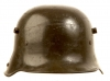 A Genuine WWI Imperial German M17 Helmet