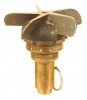 WWII British RAF No27 fuse complete with propeller