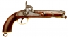 An Original 1867 British Military Issued East India Government Percussion Pistol