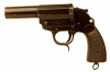 Deactivated Early WWII German Model 34 Flare Pistol