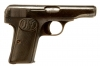 Deactivated FN Browning Model 1910 pistol